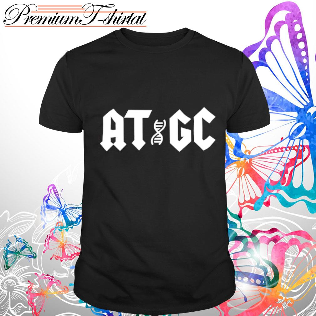 Official ATGC DNA shirt
