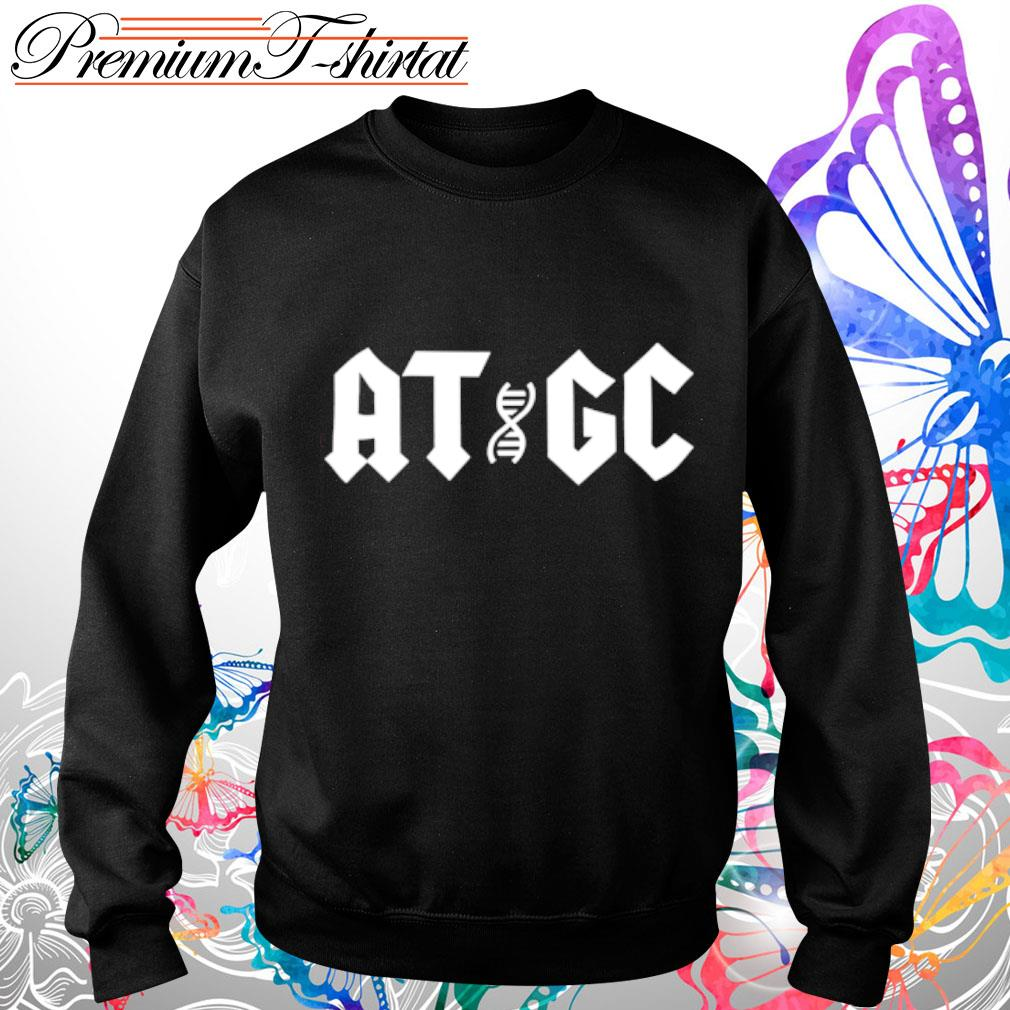 Official ATGC DNA s sweater